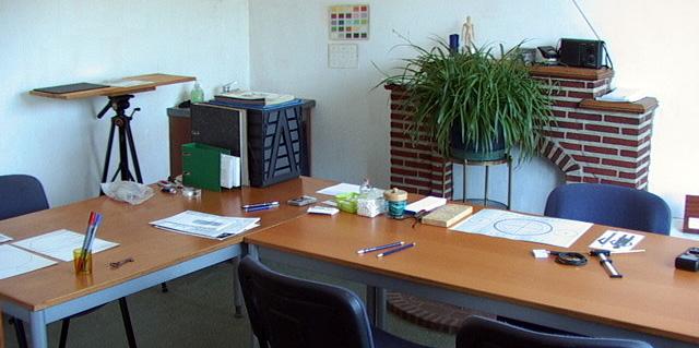 Cabinet de travail Biolecher