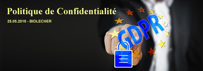 Politique de Confidentialité BIOLECHER