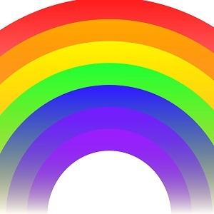 figure illustrant les couleurs de la chromothérapie